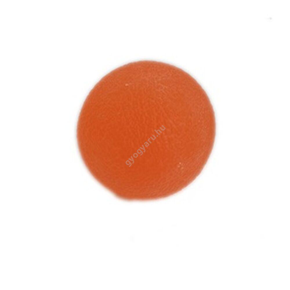 QMed kézerősítő labda kemény (narancs)
