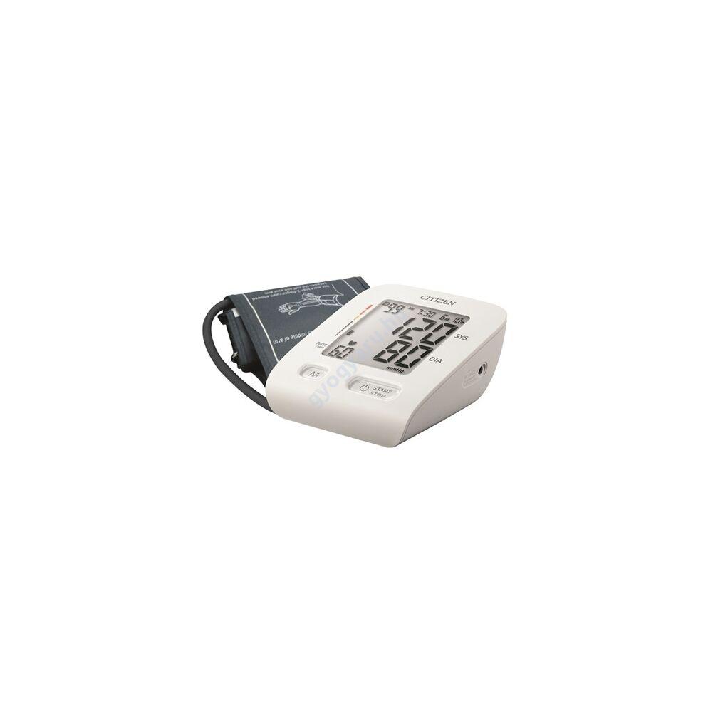 Citizen 517 felkaros vérnyomásmérő széles mandzsettával