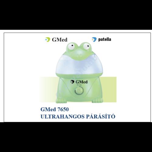 ULTRAHANGOS PÁRÁSÍTÓ GMED 7650