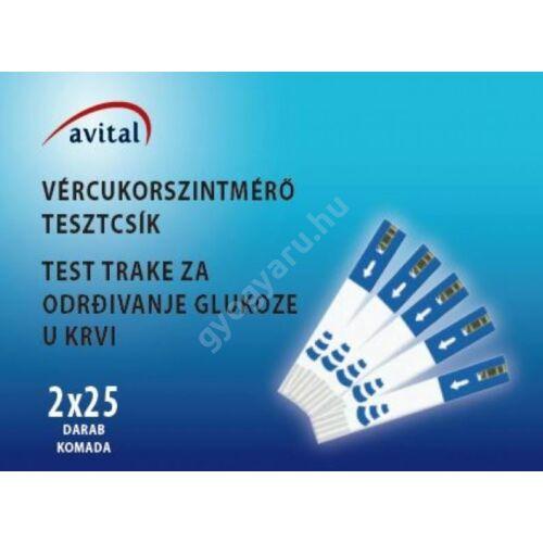TESZTCSÍK AVITAL 50X