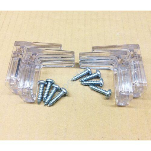 B-4013 alkatrész csomag (fül+csavar)
