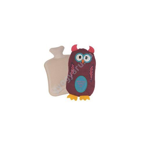 Melegítő palack (Vivamax/bagoly/lila/0,5L)