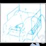 Kép 2/3 - Gyopár S7 Kocsi (kerekesszék) párna
